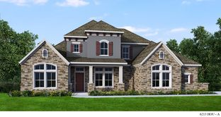 Hillsaide - Build on Your Lot - Greater Houston: Houston, Texas - David Weekley Homes