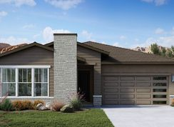 Traveler - Mountainside at Victory - Bungalow Series: Buckeye, Arizona - David Weekley Homes