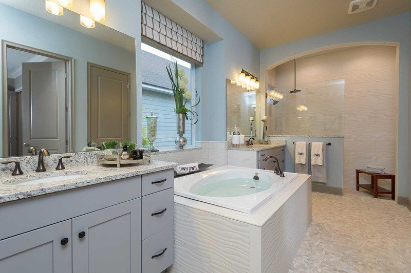 Bathroom featured in the Zespedes By David Weekley Homes in Jacksonville-St. Augustine, FL
