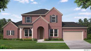 Calistoga - Royal Oak Estates: San Antonio, Texas - David Weekley Homes