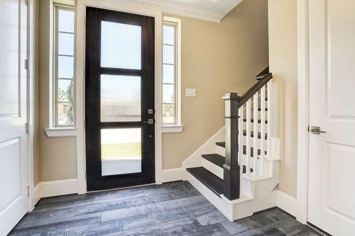 Interior:The Hollowmill - Foyer