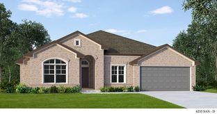 Rymer - Davis Ranch 60': San Antonio, Texas - David Weekley Homes