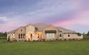 Build on Your Lot - Executive Collection by David Weekley Homes in San Antonio Texas
