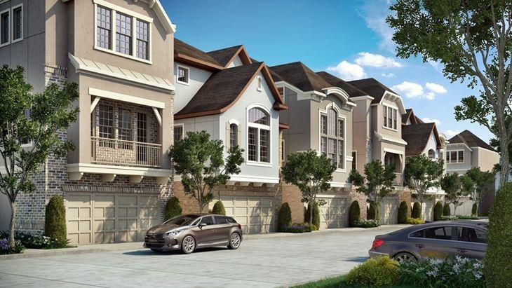 Royal Oaks Square - City Homes