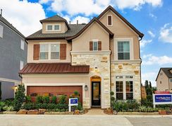 Wickham - Retreat at Westview Terrace: Houston, Texas - David Weekley Homes