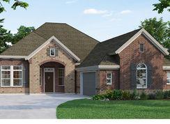 Greencastle - South Pointe  Village Series: Mansfield, Texas - David Weekley Homes