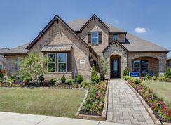 Annabella - South Pointe  Village Series: Mansfield, Texas - David Weekley Homes