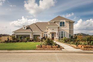 Burleson - Sterling Creek 90': Friendswood, Texas - David Weekley Homes