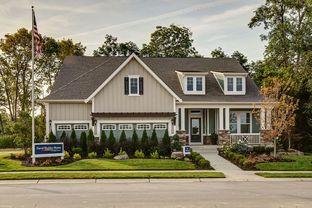 Paddock - The Village at Flat Fork: Fishers, Indiana - David Weekley Homes