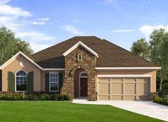 Corby - The Crossvine 60': Schertz, Texas - David Weekley Homes