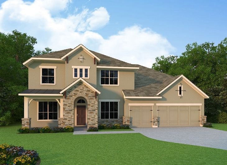 The Urbandale - D Exterior