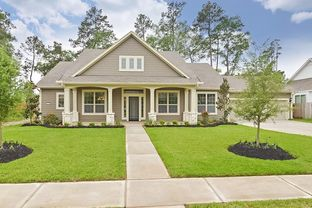 Hasler - Build on Your Lot - Greater Houston: Houston, Texas - David Weekley Homes