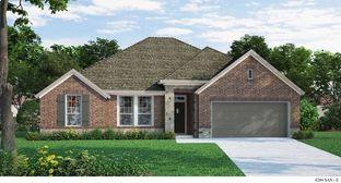 Weston - The Heights at Two Creeks 65': San Antonio, Texas - David Weekley Homes
