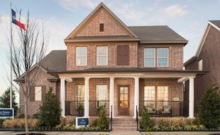 The Homestead at Liberty Grove Village by David Weekley Homes in Dallas Texas