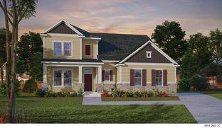 Tristan - The Lakes at Shady Nook: Westfield, Indiana - David Weekley Homes