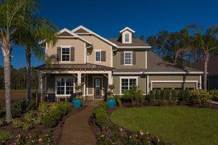 Zespedes - Oxford Estates - Designer Series: St Johns, Florida - David Weekley Homes