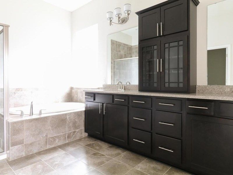 Bathroom featured in the Albertson By David Weekley Homes in Indianapolis, IN
