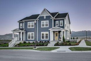 Briarbend - Paired Villas at Daybreak: South Jordan, Utah - David Weekley Homes