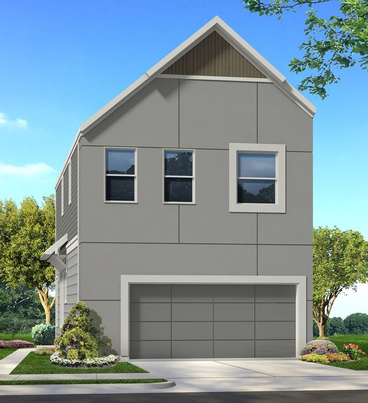 The Northaven Terrace -  B Exterior