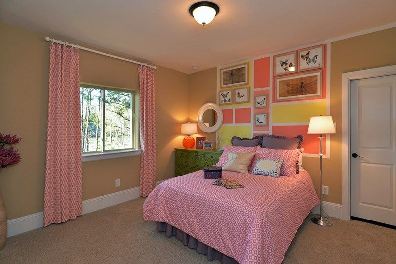 Bedroom featured in the Springdale By David Weekley Homes in Houston, TX