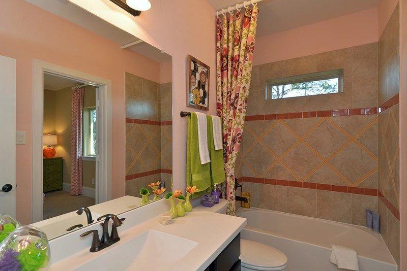 Bathroom featured in the Springdale By David Weekley Homes in Houston, TX