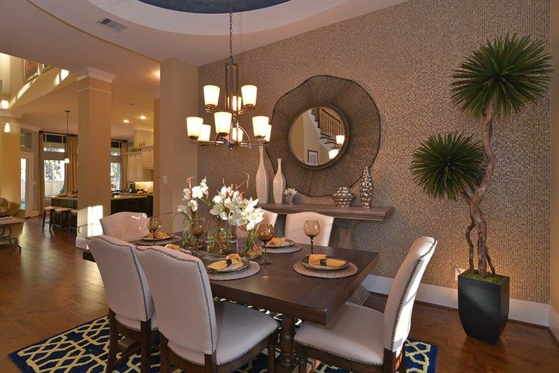 Living Area featured in the Springdale By David Weekley Homes in Houston, TX