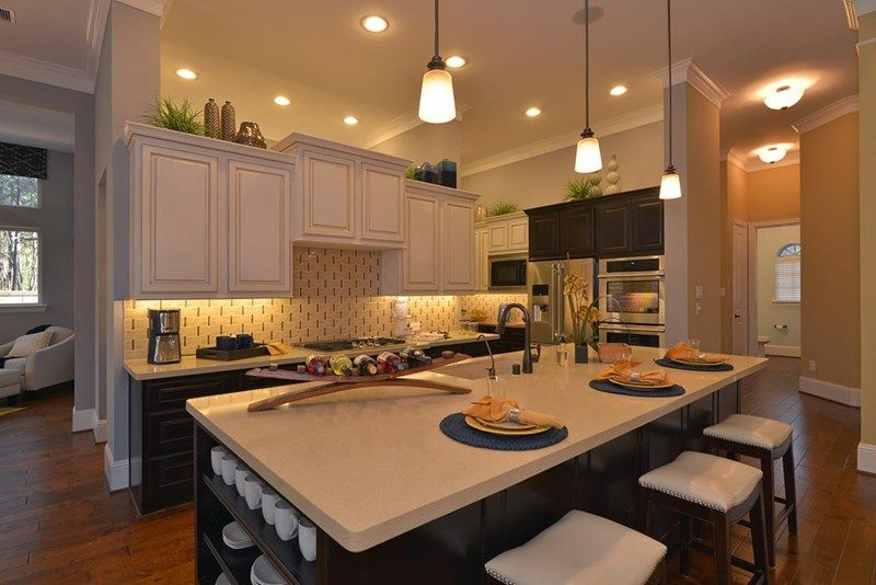 Kitchen featured in the Springdale By David Weekley Homes in Houston, TX