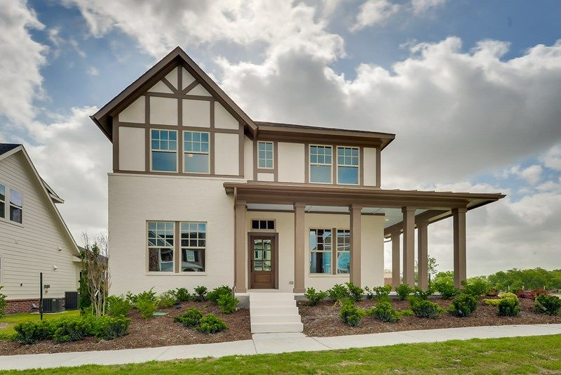 Tucker Hill In Mckinney, TX, New Homes & Floor Plans By