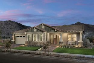 Fruition - Victory at Verrado: Buckeye, Arizona - David Weekley Homes