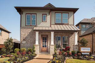 Creekdale - Viridian Cottage: Arlington, Texas - David Weekley Homes