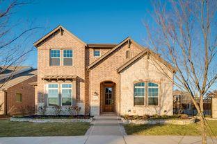 Autumnmist - Viridian Executive: Arlington, Texas - David Weekley Homes