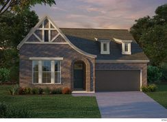 Eastwood - South Pointe  Cottage Series: Mansfield, Texas - David Weekley Homes