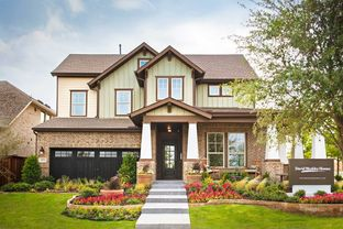 Pin Oak - Walsh Classic: Fort Worth, Texas - David Weekley Homes