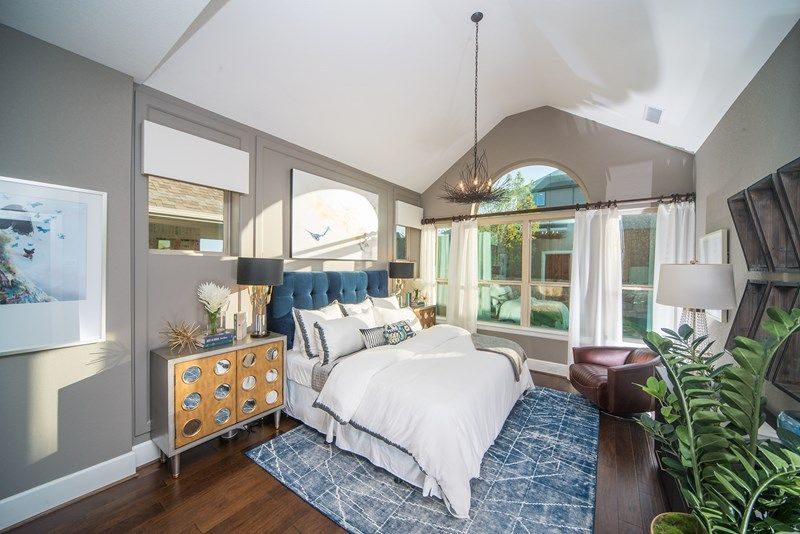 Bedroom featured in the Pin Oak By David Weekley Homes in Fort Worth, TX