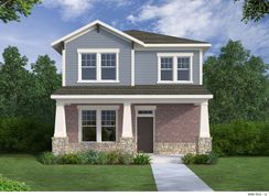 Cargile - Walsh Cottage: Fort Worth, Texas - David Weekley Homes