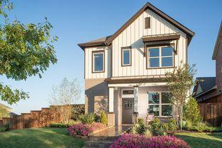 Meriweather - Walsh Cottage: Fort Worth, Texas - David Weekley Homes
