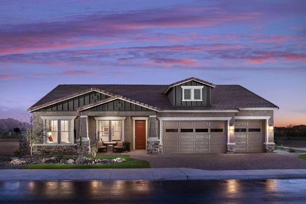 Foxhall Plan, Litchfield Park, Arizona 85340 - Foxhall Plan at ...