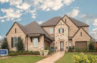 Starfire - The Reserve at Chapel Hill: Flower Mound, Texas - David Weekley Homes