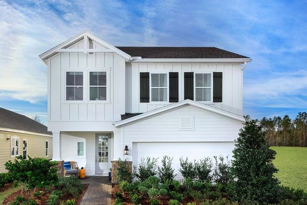 The Elsner in Liberty Cove at Crosswater Nocatee