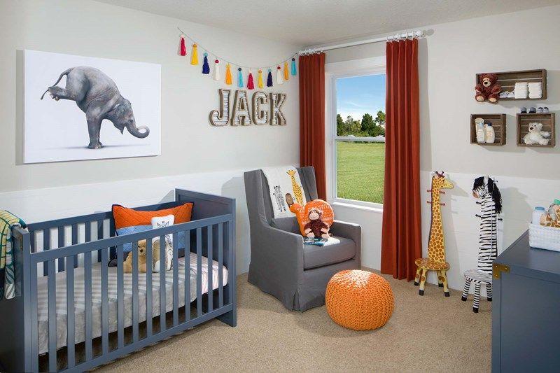 Bedroom featured in the Elsner By David Weekley Homes in Jacksonville-St. Augustine, FL