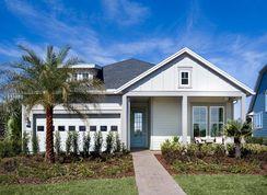 Crandon - Settler's Landing at Nocatee 50': Ponte Vedra, Florida - David Weekley Homes