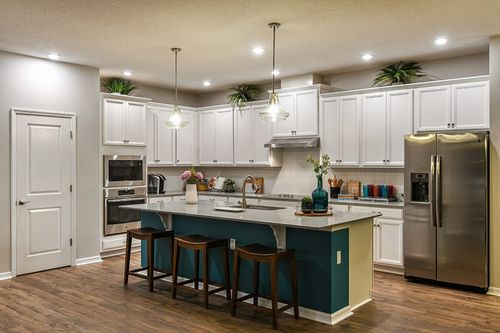 Kitchen-in-Highlandale-at-Serenoa - Garden Series-in-Clermont