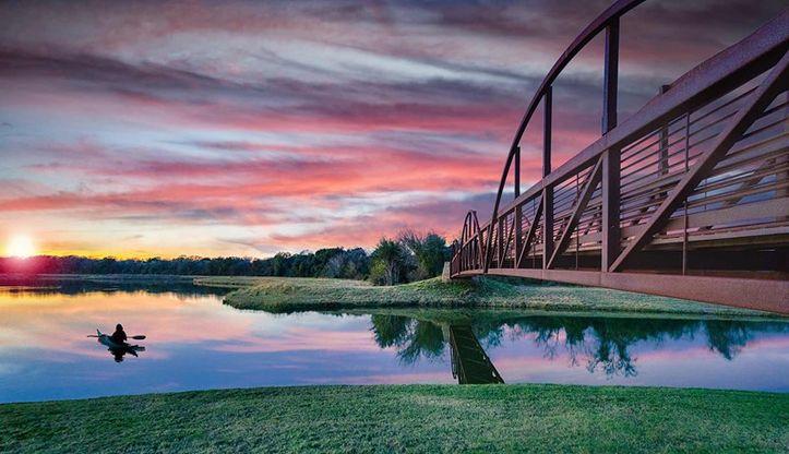 Bridgeland - Lake