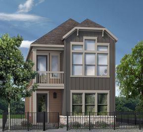 Alfie - Presidio Station - Courtyard Homes: Austin, Texas - David Weekley Homes