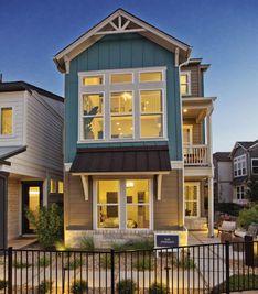 Stephani - Presidio Station - Courtyard Homes: Austin, Texas - David Weekley Homes