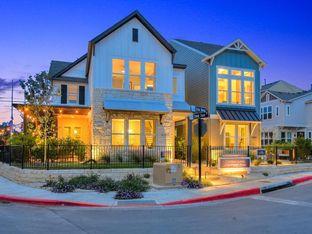Margolin - Presidio Station - Courtyard Homes: Austin, Texas - David Weekley Homes