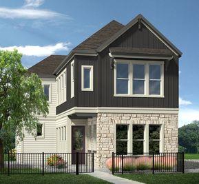 Devol - Presidio Station - Courtyard Homes: Austin, Texas - David Weekley Homes
