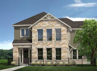 Nesberg - Presidio Station - Courtyard Homes: Austin, Texas - David Weekley Homes