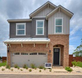 Hatti - Presidio Station - Cottages: Austin, Texas - David Weekley Homes
