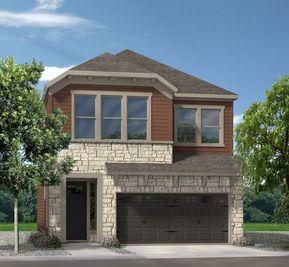 Elmer - Presidio Station - Cottages: Austin, Texas - David Weekley Homes